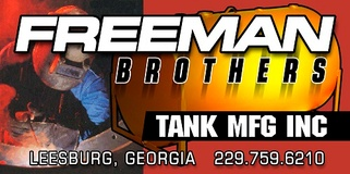 Freeman Brothers Tank Mfg. Inc.