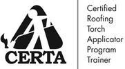 CERTA Training - Certified Roofing Torch Applicator Program Trainer - NRCA