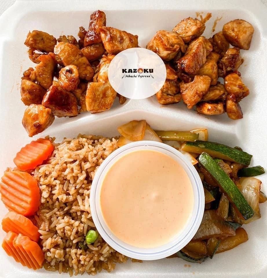 hibachi catering price