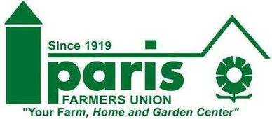 Paris Farmers Union logo