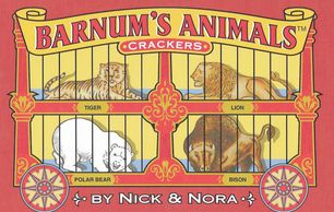 Barnum's Animals Crackers Sleepwear by Nick & Nora