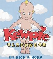 Kewpie Sleepwear by Nick & Nora