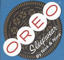 Oreo Sleepwear by Nick & Nora