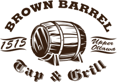 The 1515 Brown Barrel Tap and Grill