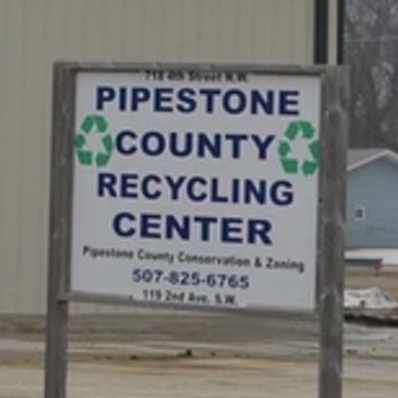 Pipestone County Recycling Center