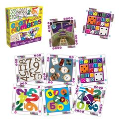 Crazy Number features 120 number challenges, promotes math, visual perception, speed of thought