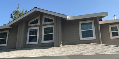 Monte Verde Bay View Series Windows Installed in this home