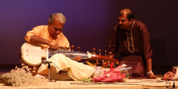 Dr. Doshi & Gaurang live in concert at Wake Forest University