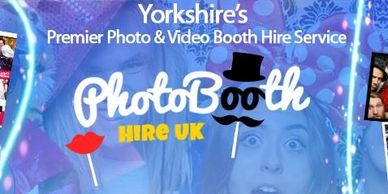 Yorkshires Premier Photo & Video Booth Hire