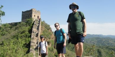 trek the Great Wall of China
