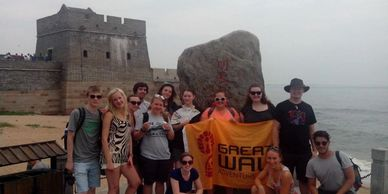 Great Wall trek from Old Dragon's Head