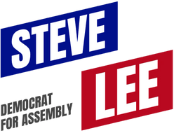 STEVEN LEE DEMOCRAT FOR ASSEMBLY DISTRICT 40
