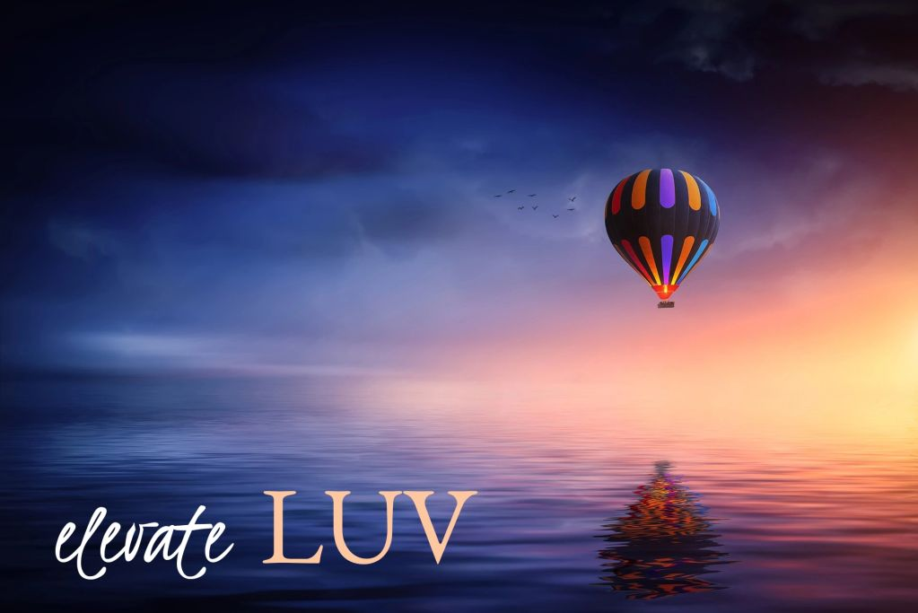 Elevate Your LUV vibration .  happiness. compassion. hugs. empathy. ArlieSpeaks Media, LLC