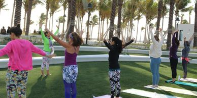 Private Yoga Classes in Fort Lauderdale, Florida