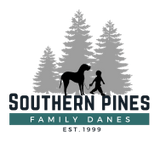 Southern Pines Family Danes