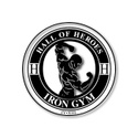 Hall of Heroes Iron Gym