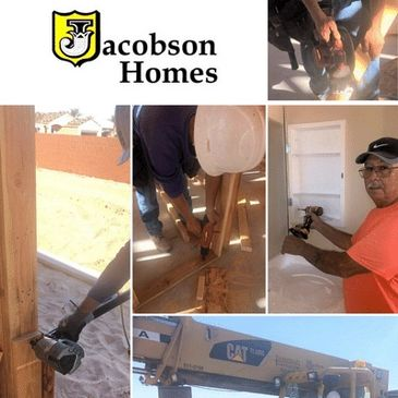 With almost 4000 homes built, Jacobson Homes is the premier home builder in Yuma.