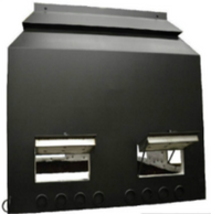 Julbert Inc oil field heater enclosure