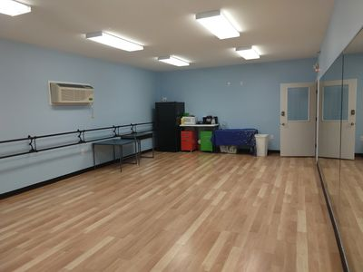 Party and dance room