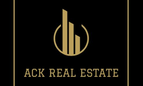 Company logo for ACK Real Estate