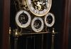 Replica of French Swinging Doll Clock, Chopper Escapement, Full Calendar