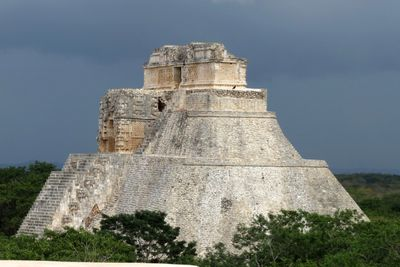 Uxmal, Pyramid of the Magician