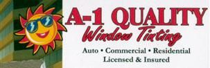 A-1 Quality Window Tinting