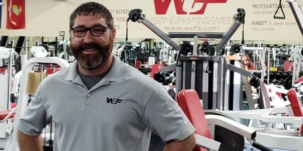 Jason Watson General Manager World Class Fitness Fort Smith Arkansas Gym Facility Workout