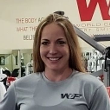 WCF World Class Fitness Facility Gym Fort Smith  Arkansas Personal Training Trainers Workout Nicole