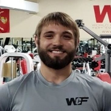 WCF World Class Fitness Facility Gym Fort Smith AR Arkansas Personal Training Trainers Workout Talon