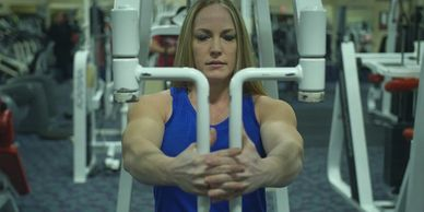 Nicole Thomas WCF Personal Trainer. Personal Training in Fort Smith, Arkansas. World Class Fitness.
