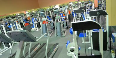 WCF World Class Fitness Facility Gym Fort Smith AR Arkansas Personal Training Trainers Workout