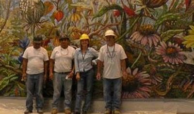 EXPERIENCED WALL MURAL INSTALLATION TEAM QUALITY WALL MURAL INSTALLATION PROFESSIONAL WALL MURAL