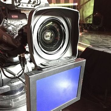 autoscript autocue hire rental prompting london lightweight small teleprompter