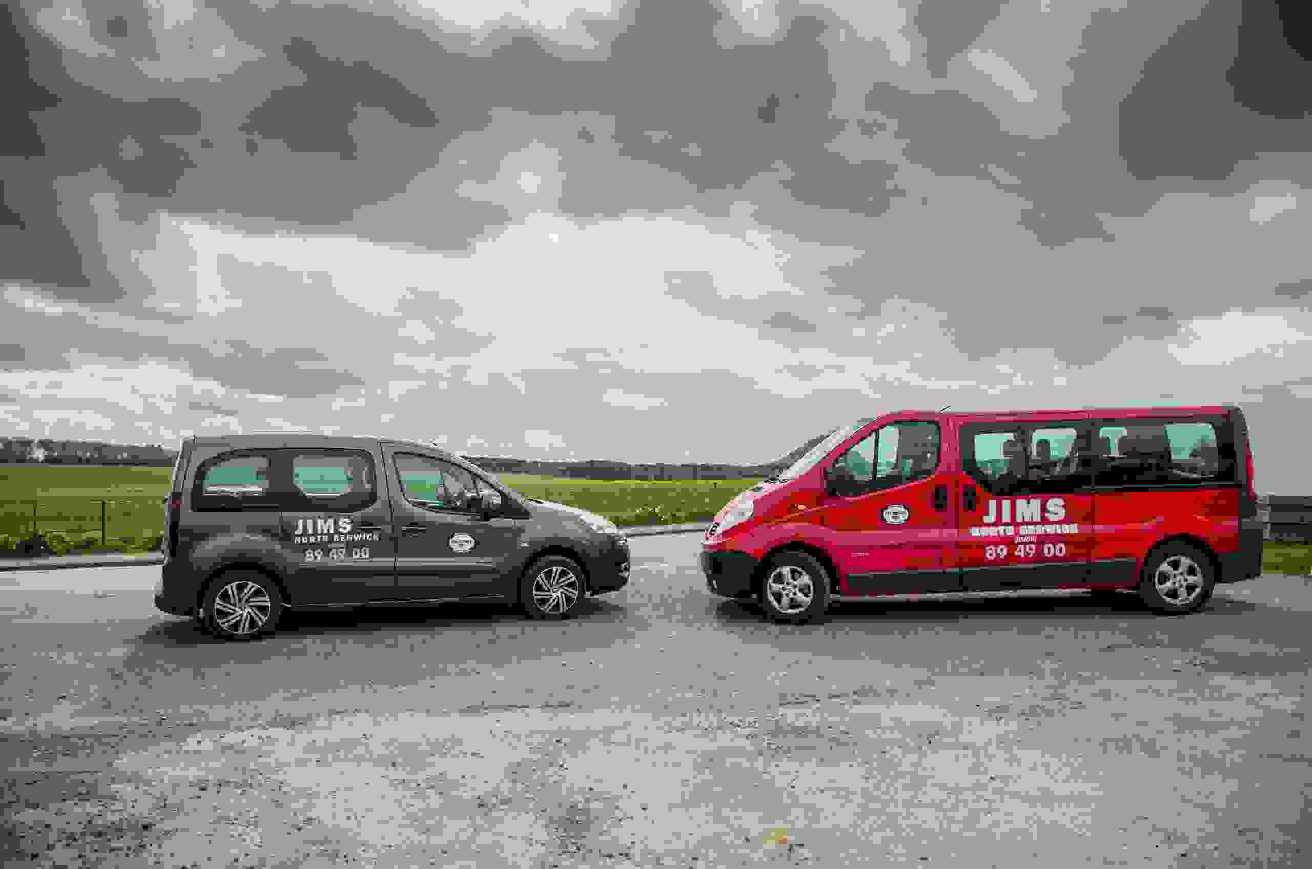 JIM'S TAXIS, transportation, taxis, golf transfers, airport transfers