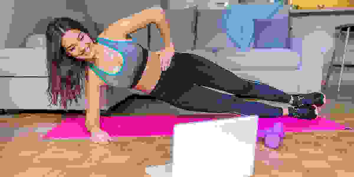 Workout from home with your very own live personal trainer.