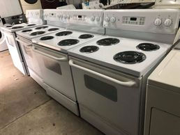 ELECTRIC STOVE'S $225