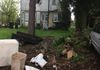 The house clearance in maidstone included a huge amount of waste throughout the grounds