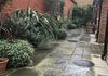 Nice and tidy gardens ready for next tenant