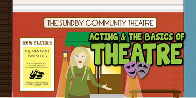 Acting and the basics of stage theatre