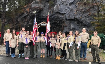 Scouts BSA Troop 1150 - Sparta, New Jersey