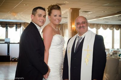 Four Weddings TV Show, Channel Club Monmouth Beach, wedding officiant, tlc four weddings, minister