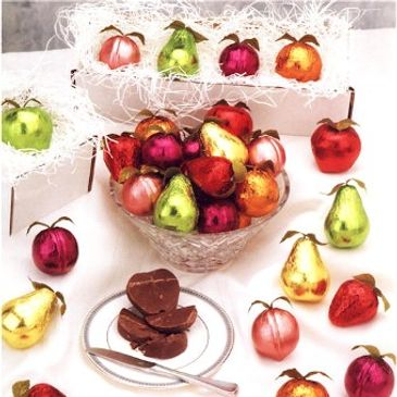 Assorted Chocolate Fruit