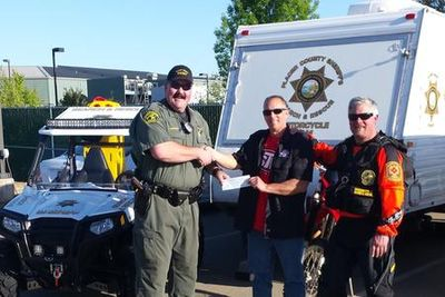 Placer County Sheriff's Search and Rescue