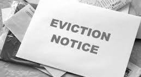 landlord eviction notice; tenant eviction; eviction notice; landlord-tenant court; attorney