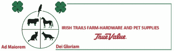 Irish Trails Farm & Pet Supply