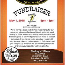 Join us May 1st 5-8pm. %25 of your purchase will be donated.