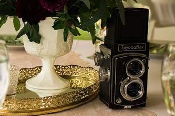 antique camera rentals