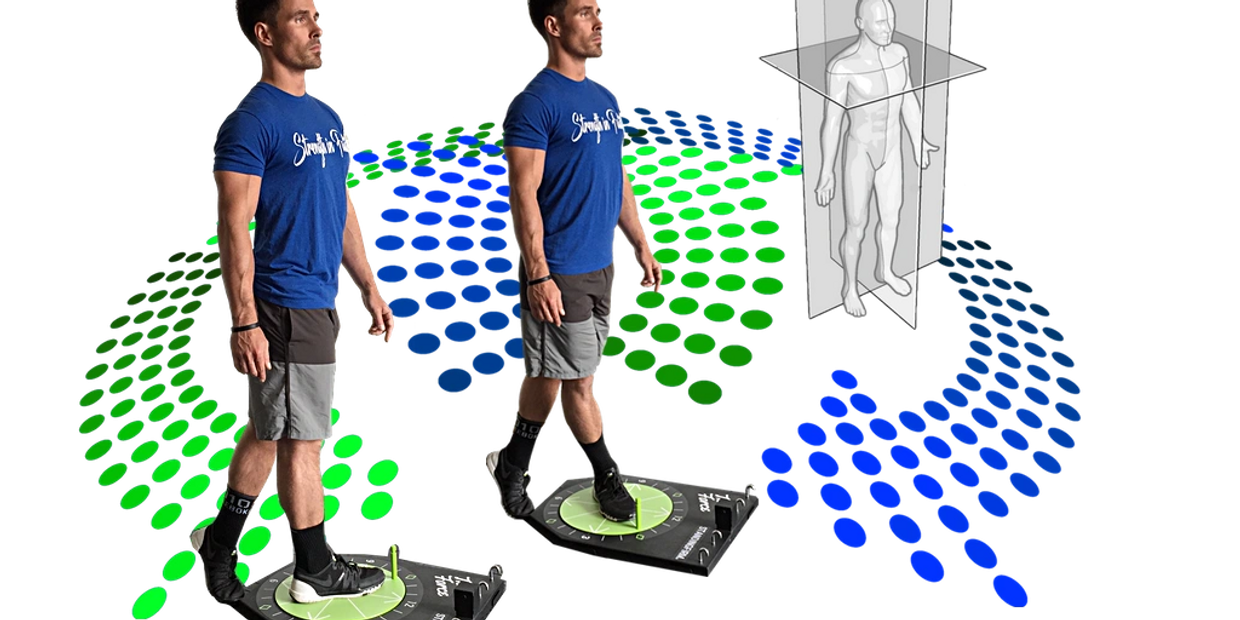 rotation tight muscle end-range contraction loading ground force rotation Standing Firm fitness