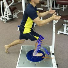 Knee stability Standing Firm power strength intrinsic muscle fiber neuromuscular exercises